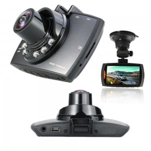 "HD 2.7"" Incar DVR CCTV Dash camera"